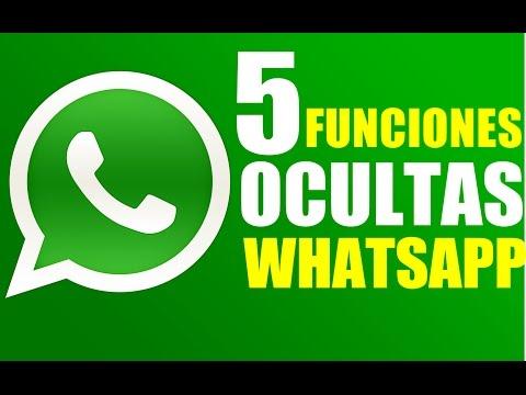 5 Funciones De WhatsApp Que No Conocías