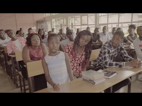 Emmanuella goes to School: Watch her New Comedy Skit for Wikipedia -VNTV