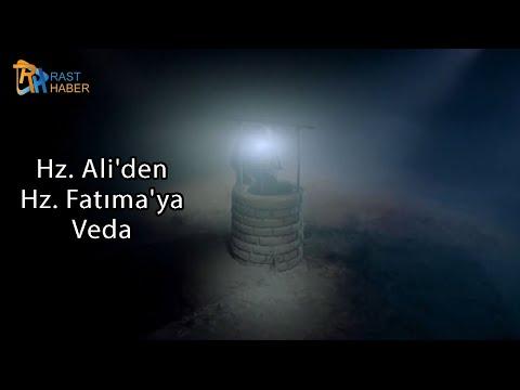 Hz Ali'den Hz Fatıma'ya Veda