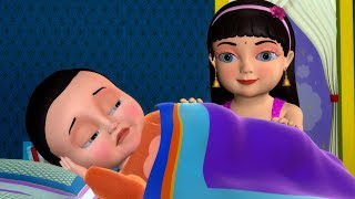 Are You Sleeping Brother John - 3D Nursery Rhymes & Songs For Children