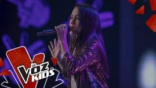 Sarah Lucía canta Sueños Rotos – Audiciones a Ciegas | La Voz Kids Colombia 2019