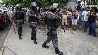 STEEL - Бразилия: более ста человек стали жертвами тюремных беспорядков
