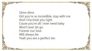 Charlie Wilson - My Girl Is a Dime Lyrics