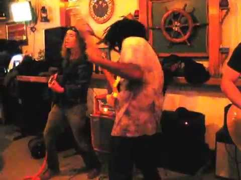 NIGHT SWEAT - Straight Shooter (live at the Fogbank 3.13.09)