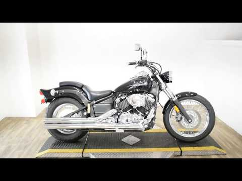2008 Yamaha V Star 650 in Wauconda, Illinois - Video 1