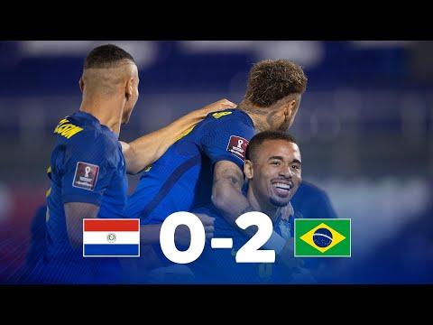 Eliminatorias Sudamericanas | Paraguay vs Brasil |...