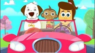 Автомобильная Песня, Банная Песня + Еще Детские Рифмы И Коллекция Детских Песен By Annie, Ben And M