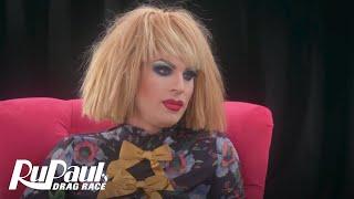The Pit Stop: LaLaPaRUza w/ Katya | RuPaul's Drag Race All Stars 4