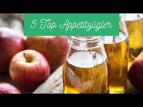 5 natürliche Appetitzügler zum Abnehmen