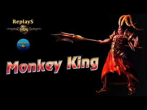 JonyCake - HoN Monkey King 1920 MMR