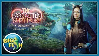 The Forgotten Fairy Tales: Canvases of Time Collector's Edition video