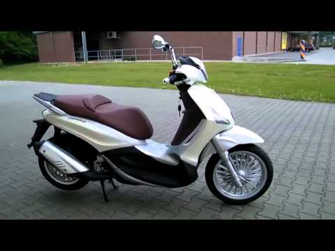 Piaggio Beverly 300 -11 Roller/Scooter 2011