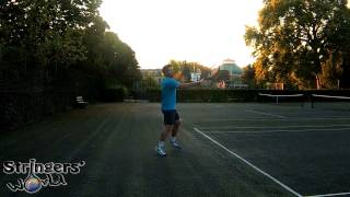 Babolat Pure Drive 107 Tennis Racquet video