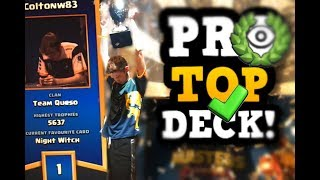 #1 PRO Coltonw83 Breaks Down TOP Decks :: Hog / Beatdown