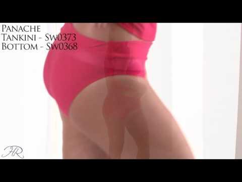 2010 Swimwear Fashion - Panache Geneva Tankini Set