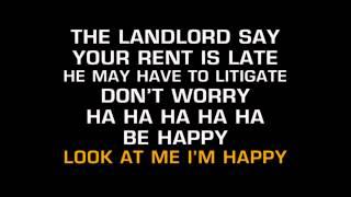 Bobby McFerrin   Don't Worry Be Happy (Karaoke)