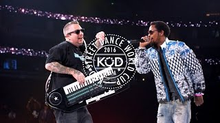K.O.D. World Cup 2016 Final - Fingazz and Roscoe Performance