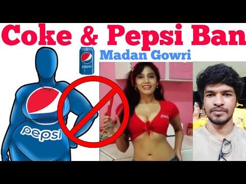 Coke and Pepsi Ban in Tamil Nadu | Tamil | Madan Gowri | MG