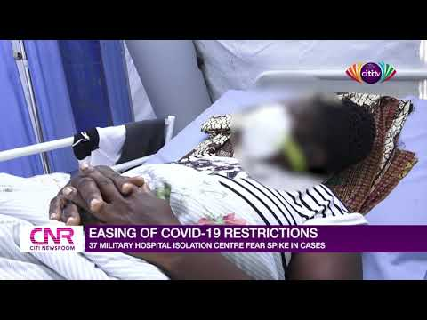 Authorities at 37 Hospital Isolation Centre wary of COVID-19 surge after easing of restrictions