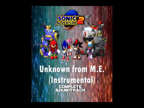 Sonic Adventure - Unknown from M E  [Instrumental