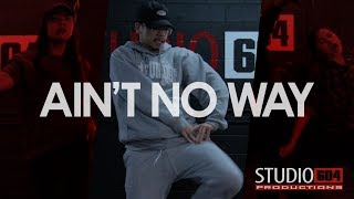 "Chris Brown - ""Ain't No Way"" 