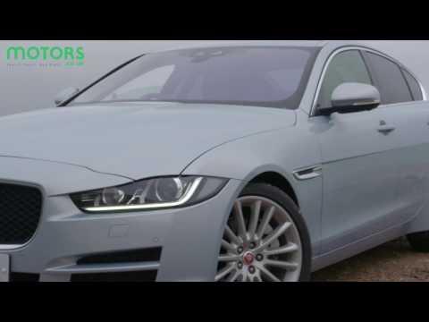 Motors.co.uk Review - Jaguar XE