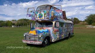 Over The Edge: Hippie Bus