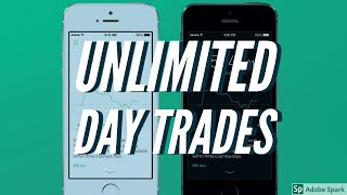How to Get Unlimited Day Trades on Robinhood