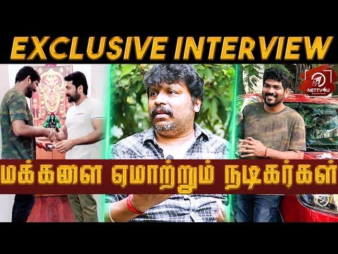 Exclusive Interview With JSK Sathis ..