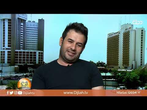 شاهد بالفيديو.. الشاعر علي المطشر ضيف صباح العيد