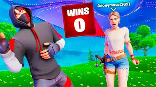 Exposing 'anonymous' players stats in Fortnite!