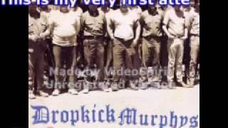 Dropkick Murphys - (Lyrics) Skinhead On the M.B.T.A