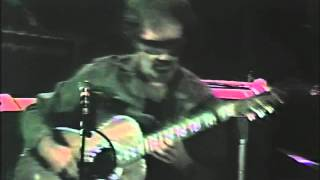 JJ Cale, Clyde, Live 1986