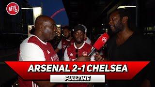 Arsenal 2-1 Chelsea | Put Some Respect On Arteta's Name! (Kass & Ahmar)