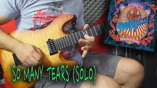 AxeFx2 (fw Q4.00) | DOKKEN | So Many Tears | SOLO COVER
