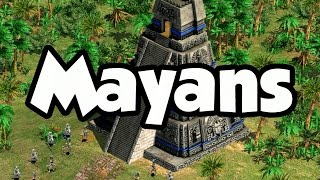 Mayans Overview AoE2