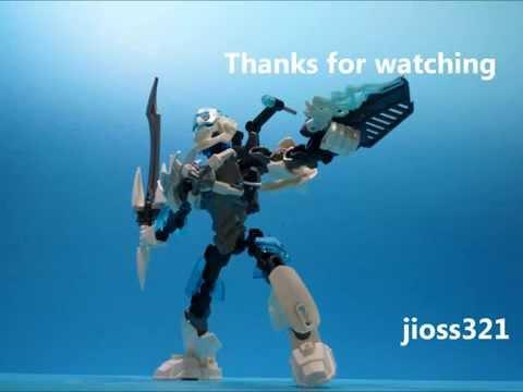 Vidéo LEGO Hero Factory 44010 : Stormer