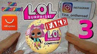 LOL Surprise FAKE, Tarocche Da Aliexpress N°3!