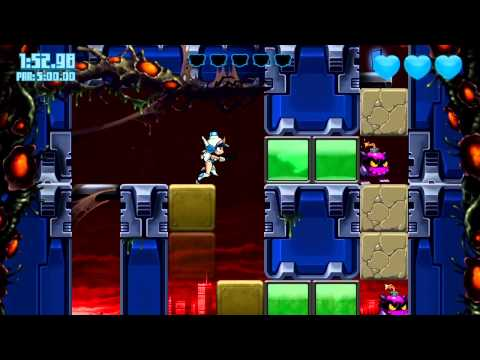 Mighty Switch Force! Hyper Drive Edition