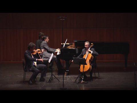 Trio Aeternus plays
