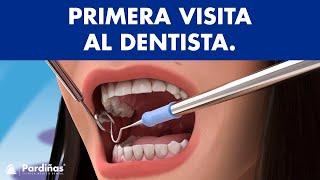 Primera visita al dentista - Clínica Pardiñas ©