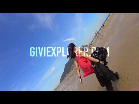 Visit giviexplorer.com, the site dedicated to GIVI travellers