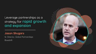What is the role of partnership manager in building a partnership?