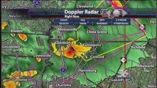 WCNC Tornado Coverage