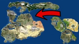 GTA 5 - NEW MAP EXPANSION GAMEPLAY DLC LEAKED! MAP EXPANSION DLC REVEAL EXPLAINED (GTA 5)