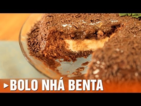 Bolo Nhá Benta