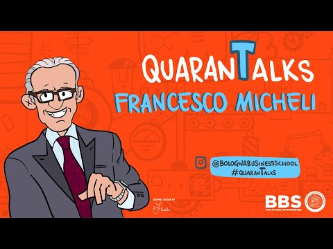 QuaranTalks 24: Francesco Micheli