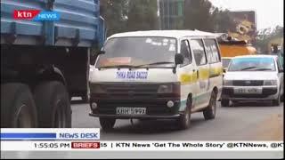 MOA lauds President Uhuru's NTSA order