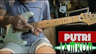 JAMRUD PUTRI Full Tutorial Gitar Dan Melodi