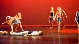 joffrey ballet school showcase 2009 julie's piece part two